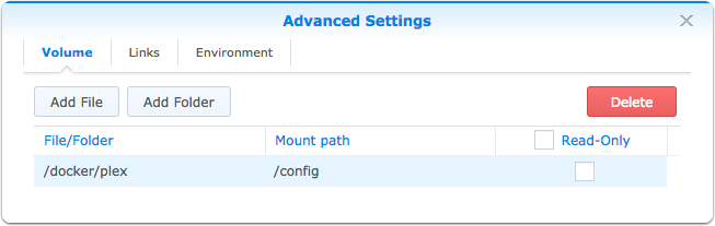 step-31---mount-plex-configuration-folder-path.png