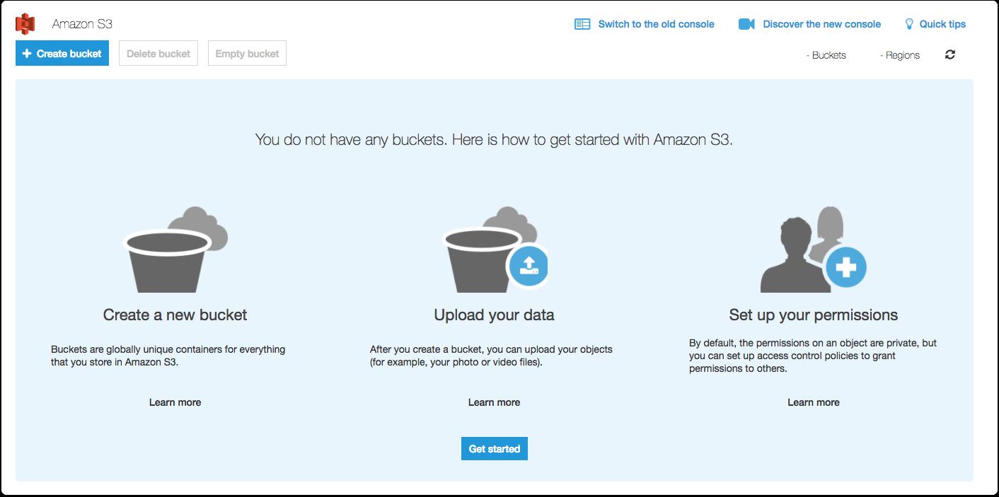 Setup Static Website Hosting on Amazon S3 Bucket | Lots of emryl
