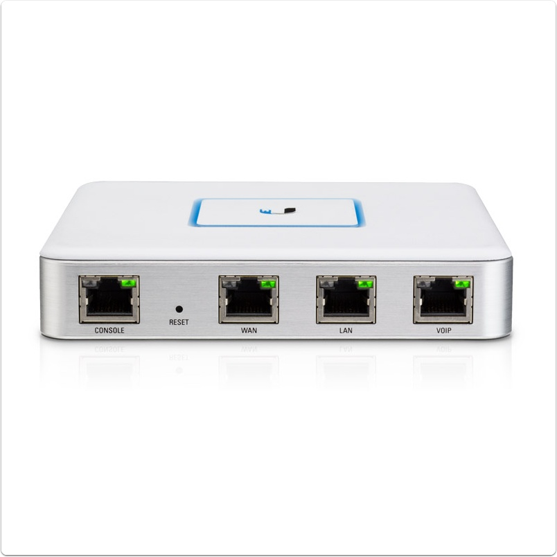 How to Migrate From an Existing UBNT EdgeRouter to a USG